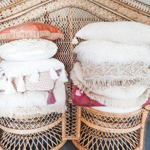 Premium cushion