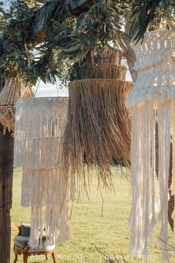 Seagrass hanger