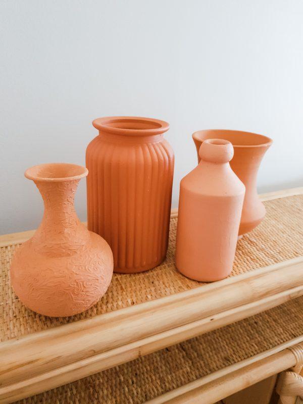 Terracotta Vase (Medium) 1