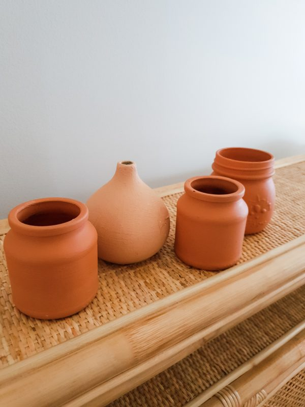 Terracotta Vase (Small) 1